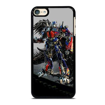 TRANSFORMERS OPTIMUS PRIME iPod 4 5 6 Case