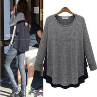 SIMPLE - Fashion Spring Women Long Sleeve a13106