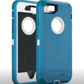OtterBox DEFENDER SERIES Case Cover for iPhone 7 / 8 & 7 Plus / 8 Plus