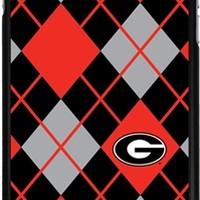 Georgia Argyle iPhone 6 Plus Thinshield Snap-On Case | UGA iPhone 6 Plus Cover | Georgia iPhone 6 Plus Case