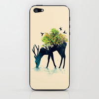 Watering (A Life Into Itself) iPhone & iPod Skin | Print Shop