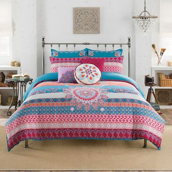 Anthology® Amsterdam Reversible Comforter Set