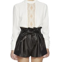 LOVER® - Downtown Leather Short