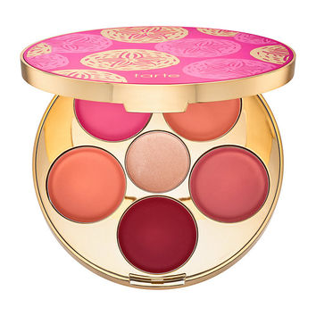 tarte Rainforest of the Sea™ Kiss & Blush Cream Cheek & Lip Palette - JCPenney