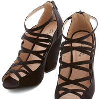 ModCloth Urban Rock the Walk Heel