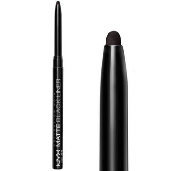 NYX - Collection Noir - Matte Black Liner - BEL02