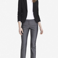 studio stretch slim flare columnist pant from EXPRESS