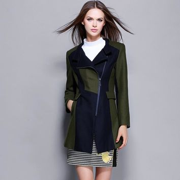 Winter Stylish Slim Coat Jacket [9585033482]