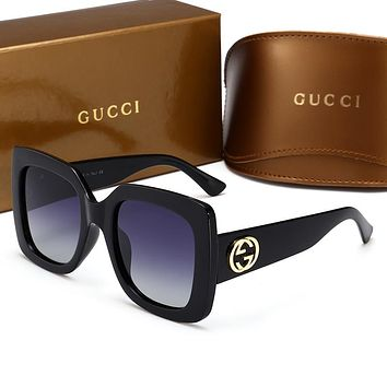 GUCCI  Unique cute cool sunglasses L-HWYMSH-YJ