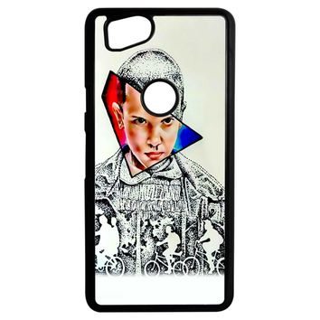 Stranger Things Eleven 2 1 Google Pixel 2 Case
