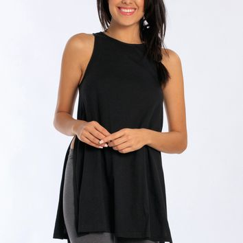 Miami Style® - Women's High Slits Tunic
