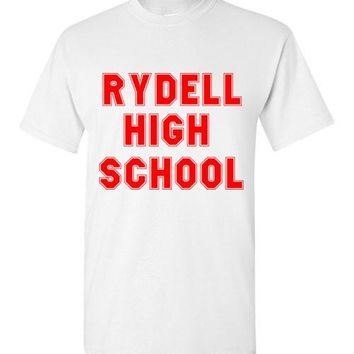 Rydell High School Grease T-Shirt