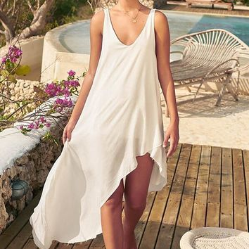 MALAI White Moonlight Dress