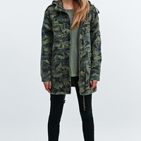 BDG Surplus Jacket in Camo - Urban Outfitters