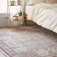 Plum & Bow Margarita Stitch Mark Printed Rug - Urban Outfitters