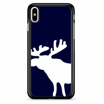 The Abercrombie Fitch iPhone X Case