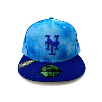 New Era 59FIFTY New York Mets Blue Fathers Day On Field Fitted Hat