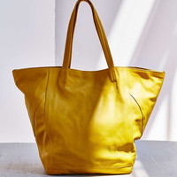 BDG Seams Leather Tote Bag - Urban Outfitters