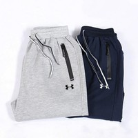 UNDER ARMOUR Men Lover Casual Pants Trousers Sweatpants