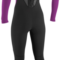 3/2mm Women's O'Neill REACTOR Full Wetsuit