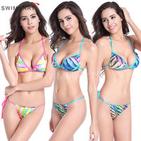 Fashion Sexy Strappy Erotic Bikini Swim Suit Beach Bathing Suits Swimwear _ 12779