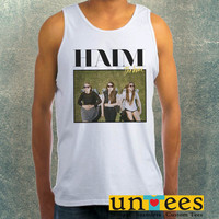 Haim The Wire Clothing Tank Top For Mens