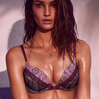 Lace-up Back Push-Up Bra - Very Sexy - Victoria's Secret