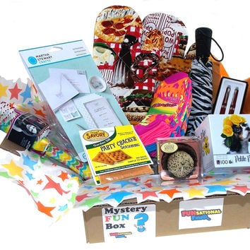 Women's Mystery FUN Box