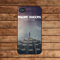 Imagine Dragons--iphone 4 case,iphone 4s case,in plastic or silicone case