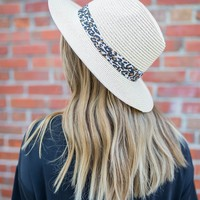 Leopard Love Hat