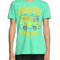 Scooby-Doo What Happens In The Van T-Shirt
