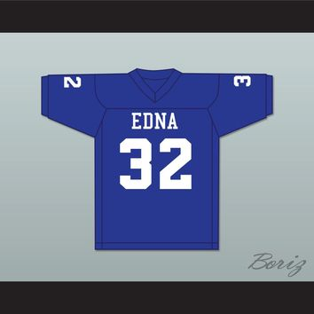 Steve Austin 32 Edna High School Cowboys Football Jersey
