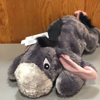 """Disney Parks 15"""" Eeyore Plush New with Tags"""