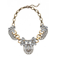 Inspired Vintage Statement Necklace