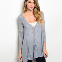 Traveler Cardigan Top