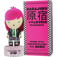 Harajuku Lovers Wicked Style Music By Gwen Stefani Edt Spray 1 Oz