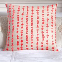Sun Kissed Euro Pillow Cover