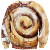 CINNAMON BUN SWEATER - PREORDER