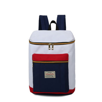 College Comfort Casual Hot Deal Back To School On Sale Korean Stylish Backpack [8384132551]