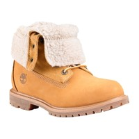 Timberland - Women's Timberland Authentics Waterproof Fold-Down Boot