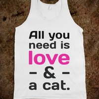 All you need is love  (CAT) - Righteous