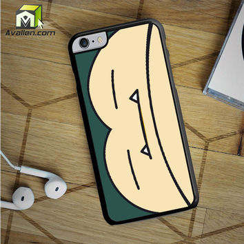 Snorlax iPhone 6S Plus case by Avallen