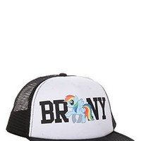 My Little Pony Brony Trucker Hat - 896604