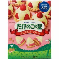 Meiji Village of Bamboo -- Strawberry Custard Tarte