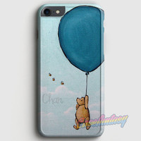 Winnie The Pooh Balloon Fly In Sky iPhone 7 Case | casefantasy