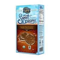 Lundberg Organic Sweet Dreams Rice Cakes Milk Chocolate (12x3.2 OZ)