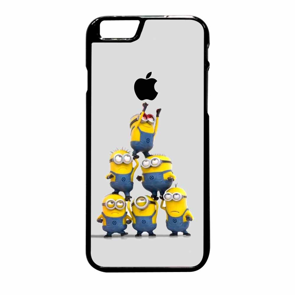 Minion Despicable Me Catch Apple iPhone 6 from Case Beauty (Free