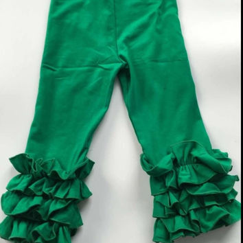 In Stock -Kelly Green icing pant