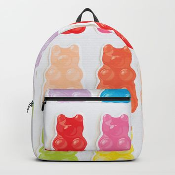 Gummy Bears Backpack by allisone