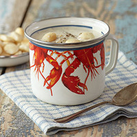 Lobster Mug | Dinnerware | Stonewall Kitchen - Specialty Foods, Gifts, Gift Baskets, Kitchenware and Kitchen Accessories, Tableware, Home and Garden Décor and Accessories